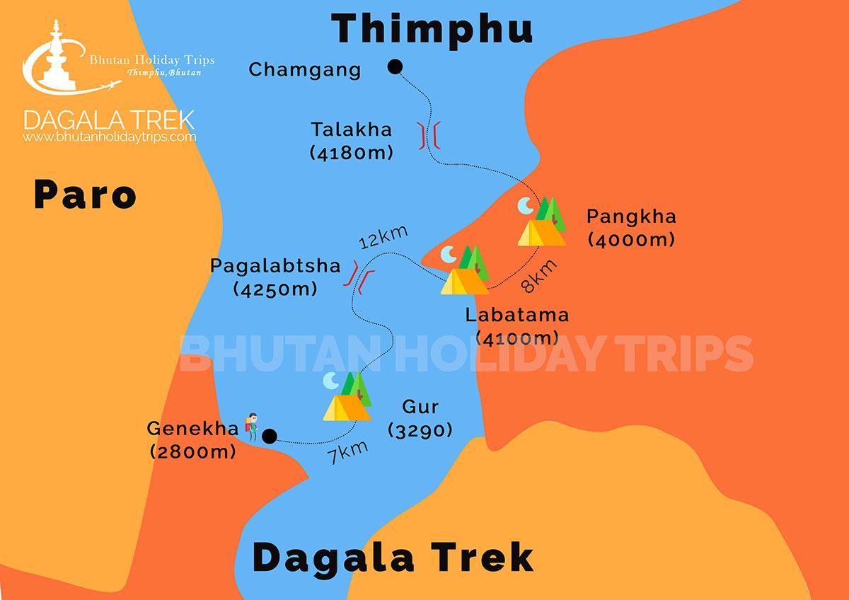Dagala Thousand Lakes Trek