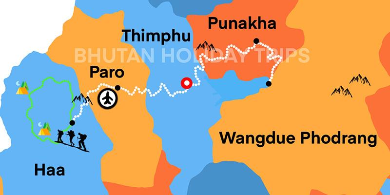 Hidden Kingdom of Bhutan