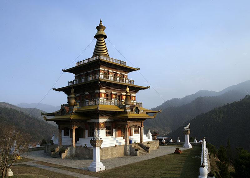 Bhutan the last Shangri-La