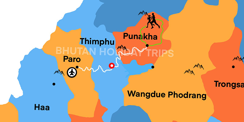 Bhutan International Marathon Tour