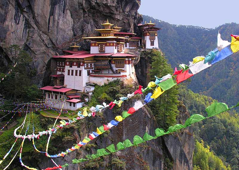 Hidden Kingdom of Bhutan