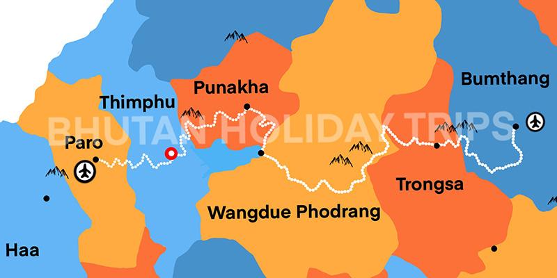Jambay Lhakhang Drub Festival
