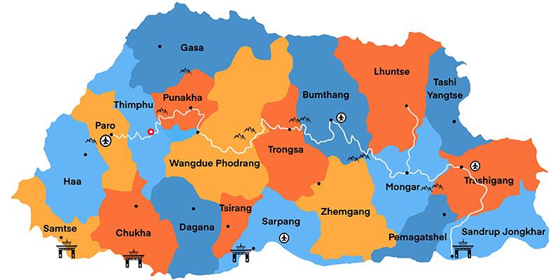 Far East Bhutan