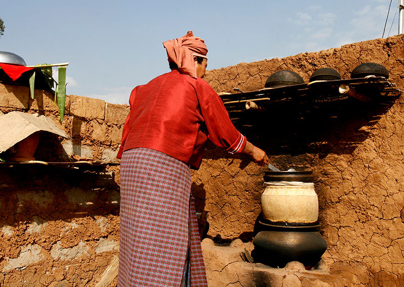 Traditional homestay tour