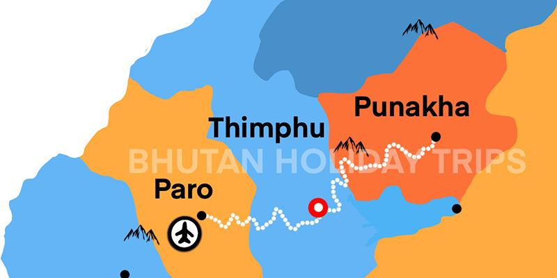 Punakha Dromchoe Festival Tour