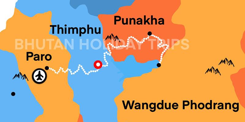Bhutan Hiking Tour