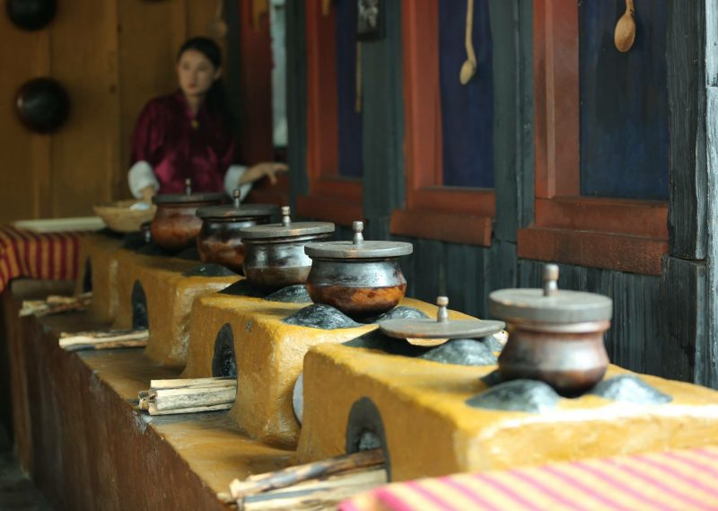 Homestay Experience in Bhutan