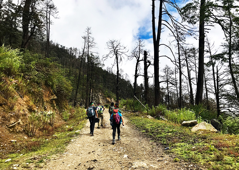 Bhutan Hiking Tour